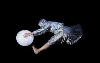 Aline Nari in Luce, ph DIANE | Ilaria Scarpa - Luca Telleschi