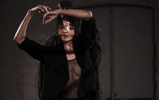 Francesca Zaccaria in CARNET EROTICO, foto di Lorenzo Antei n1