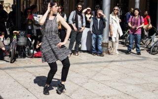 Giselda Ranieri in Blind Date, foto di Chiara Ferrin n2209