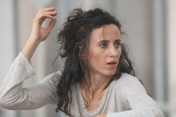Caterina Basso, foto Julie Teyssou